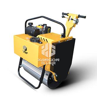 XYL-D600手扶汽油单轮压路机