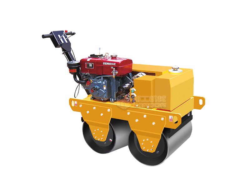 XYL-S600CS单钢轮手扶压路机
