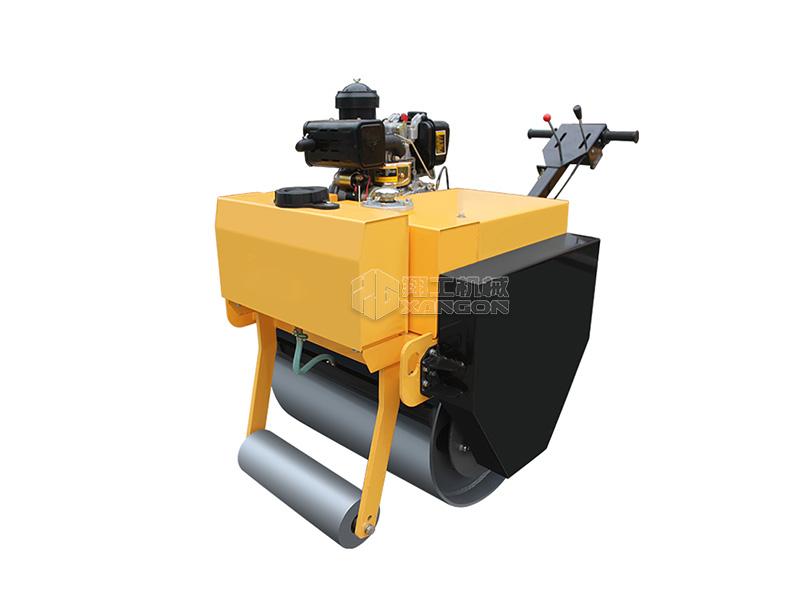 XYL-700手扶汽油单轮压路机